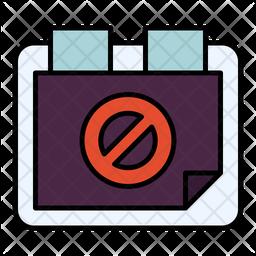 Protest Date Icon