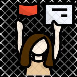 Protester Icon