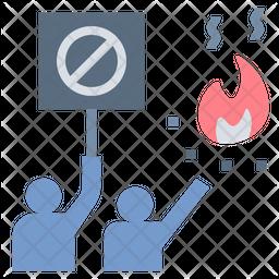 Protestor Icon