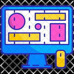 Prototype Grid Icon