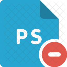 Ps Icon Of Flat Style Available In Svg Png Eps Ai Icon Fonts