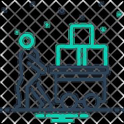 Pulled Dualtone Icon