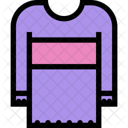 Pullover, Clothing, Shop, Laundry, Accessory Icon