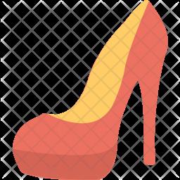 Pump Shoe Icon