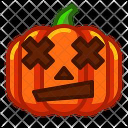 Pumpkin Emoji Icon