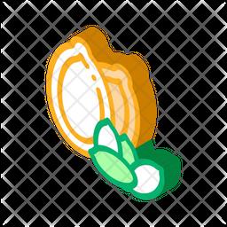 Pumpkin Nut Icon