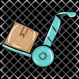 Pushcart Icon