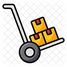 Pushcart Icon