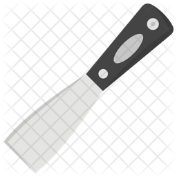 Putty Knife Icon