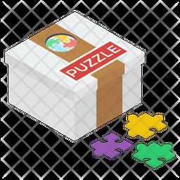 Puzzle Box Game Icon