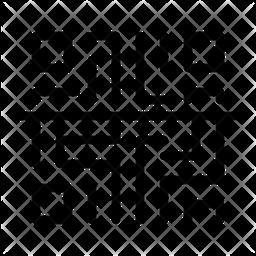 Qr Code Line Icon