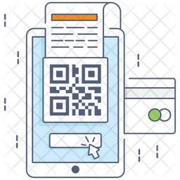 Qr Code Payment Icon
