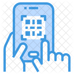 Qr Code Scanning Icon