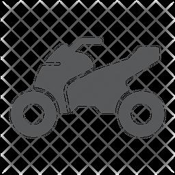 Quadbike Icon