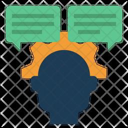 Qualitative analysis Icon
