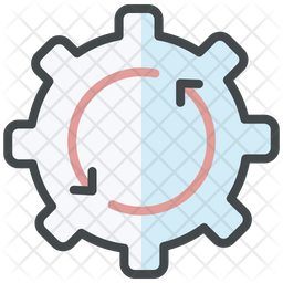 Quality Assurance Colored Outline Icon