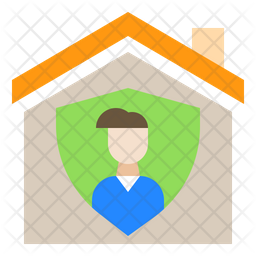 Quarantine House Icon