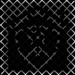 Quarantine House Icon