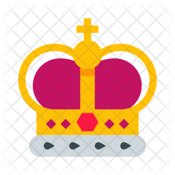 Queen Crown Icon Of Flat Style Available In Svg Png Eps Ai Icon Fonts