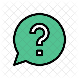 Question Icon Of Colored Outline Style Available In Svg Png Eps Ai Icon Fonts