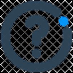 Question Emoji Icon