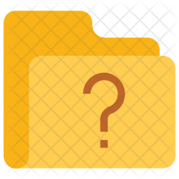 Question folder Icon
