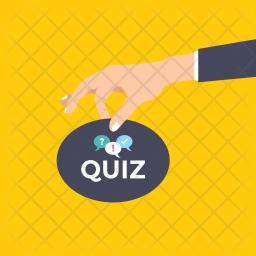 Quiz Sign Icon