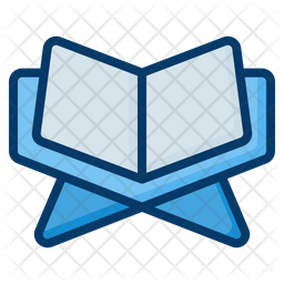 Quran Colored Outline Icon
