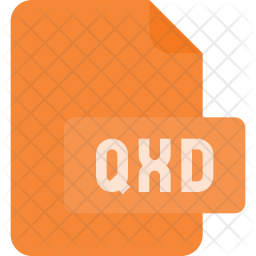 Qxd file Icon