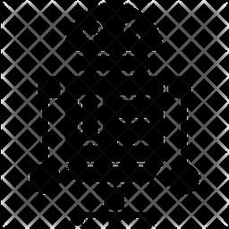 R2D2 Glyph Icon