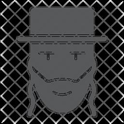 Rabbi Icon