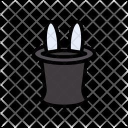 Rabbit Cap Icon