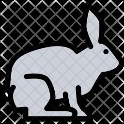 Rabbit, Pet, Animal, Vet, Store, Zoo Icon