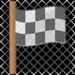 Racing Flag Icon