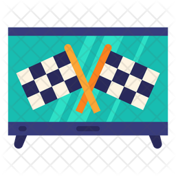 Racing Program Icon
