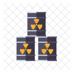 Nuclear Waste Icon