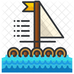 Raft Icon