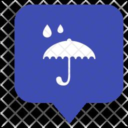 Rain protection Icon