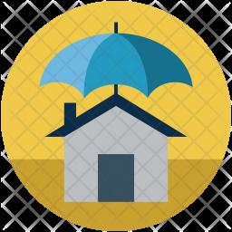 Rainproof Icon
