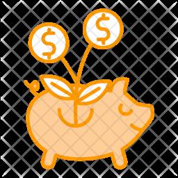 Raising Funds Icon