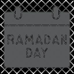Ramadan day Icon