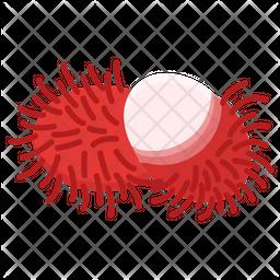 Rambutan Icon