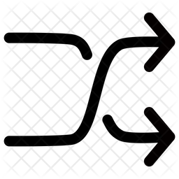 Random Arrow Icon
