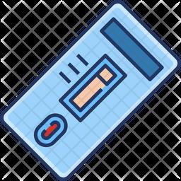 Rapid Test Icon