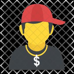 Rapper Icon
