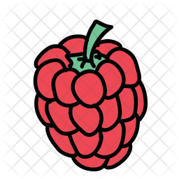 Raspberry Icon Of Doodle Style Available In Svg Png Eps Ai Icon Fonts