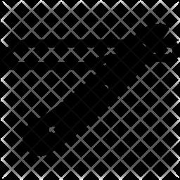 Razor Glyph Icon
