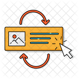 Re-marketing Icon