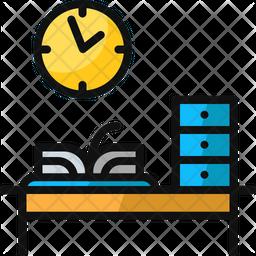 Reading Time Icon