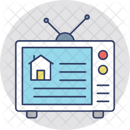 Real Estate Advertisement Icon